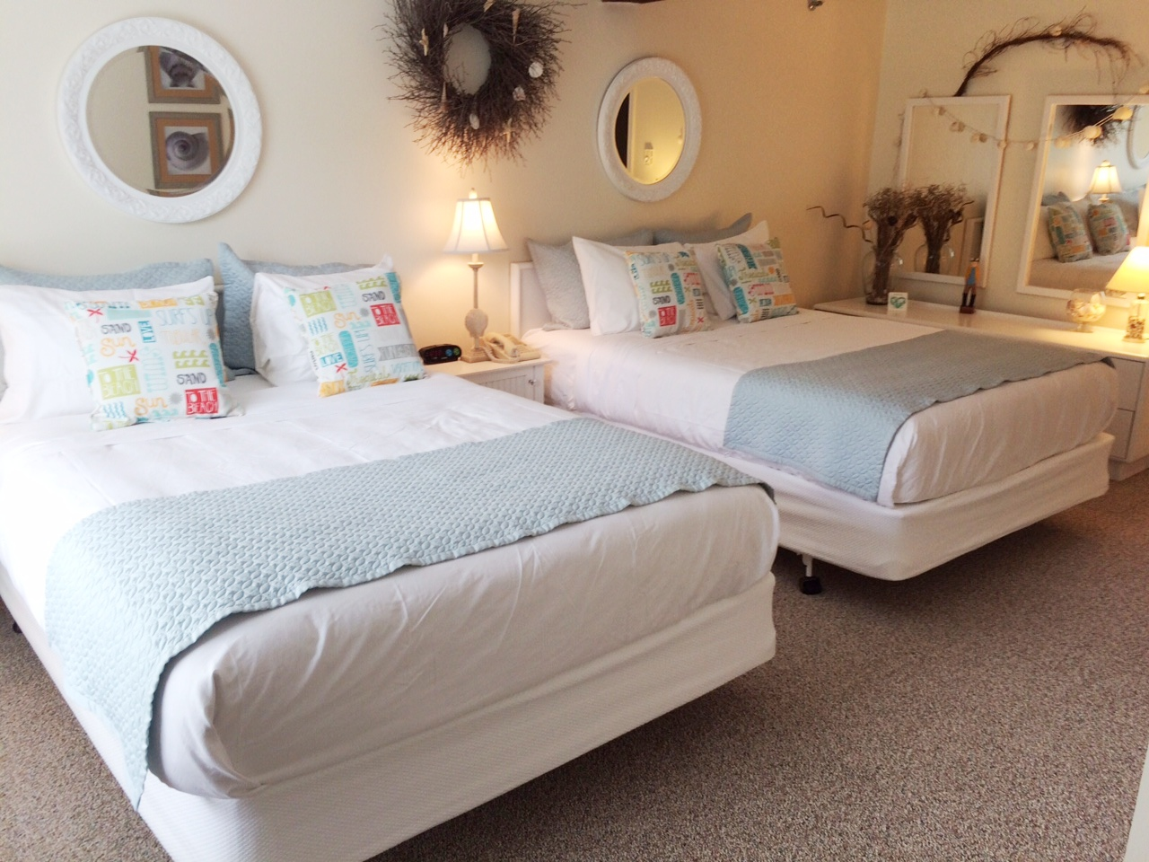 Your Bedroom Is Spacious, With A Private Entrance, Giving You Those Much  Deserved Secluded Moments To Yourself. Beautifully Appointed With Either  Queen ...