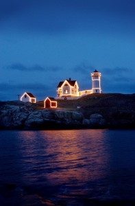 Lighting of the Nubble1