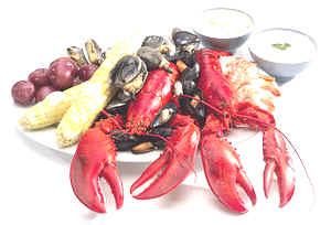 acadia shore dinner